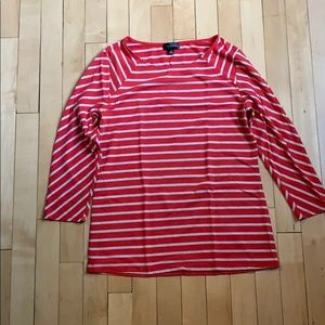 3/4 Quarter Sleeve Shirt -sz M